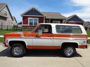 1975 Chevrolet Blazer Safari Edition